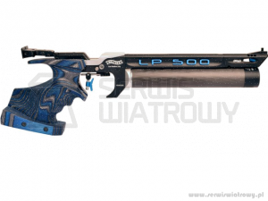Walther LP500 EXPERT M-Trigger BLUE ANGEL